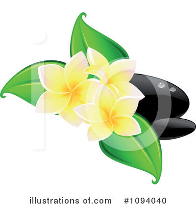 Massage Clipart #1094040 by Vector Tradition SM