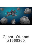 Space Clipart #1668360 by Graphics RF