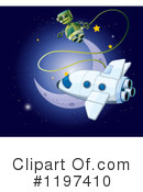 Space Exploration Clipart #1197410 by Graphics RF