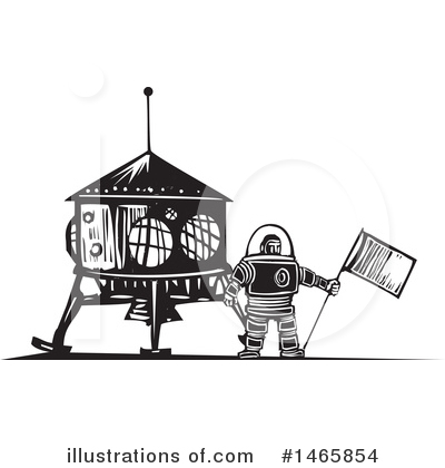 Space Exploration Clipart #1465854 by xunantunich