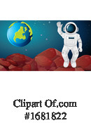 Space Exploration Clipart #1681822 by Graphics RF