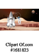 Space Exploration Clipart #1681823 by Graphics RF