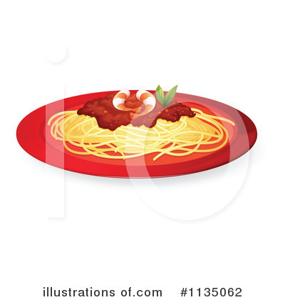Spaghetti Clipart #1135062 by Graphics RF