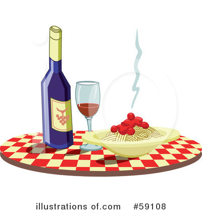 Free Clip Art Pasta. More Clip Art Illustrations of