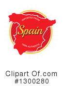 Spain Clipart #1300280 by Arena Creative