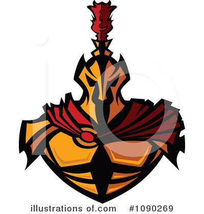Warrior Clipart #1090269 by Chromaco