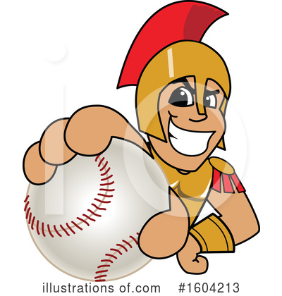 Spartan Clipart #1604213 by Toons4Biz
