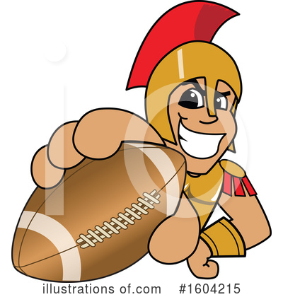 Spartan Clipart #1604215 by Toons4Biz