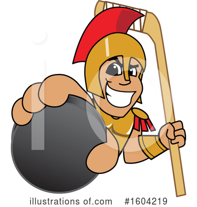 Spartan Clipart #1604219 by Toons4Biz