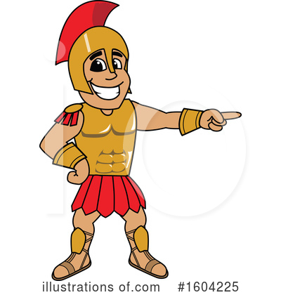 Spartan Clipart #1604225 by Toons4Biz