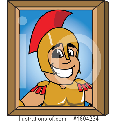 Spartan Clipart #1604234 by Toons4Biz