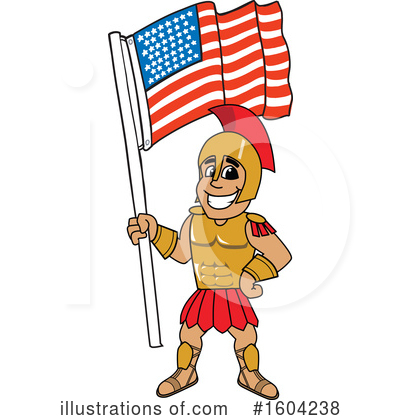 Spartan Clipart #1604238 by Toons4Biz