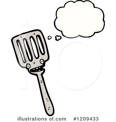 Spatula Clipart #1209433 by lineartestpilot