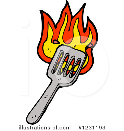 Spicy Clipart #1231193 by lineartestpilot