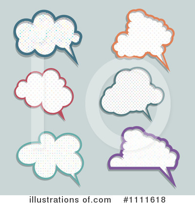 Chat Clipart #1111618 by KJ Pargeter
