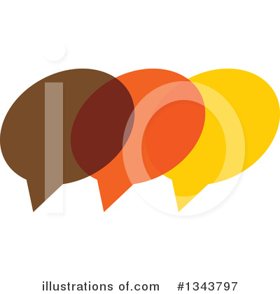 Speech Balloon Clipart #1343797 by ColorMagic