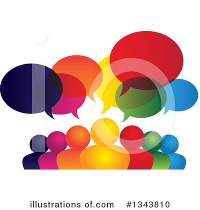 Talking Clipart #1343810 by ColorMagic