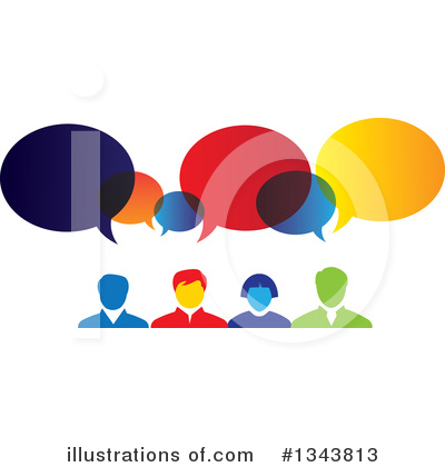 Speech Balloon Clipart #1343813 by ColorMagic