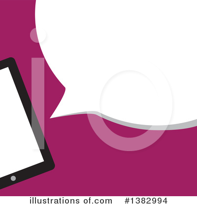 Smart Phone Clipart #1382994 by ColorMagic