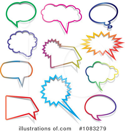 Chat Clipart #1083279 by KJ Pargeter