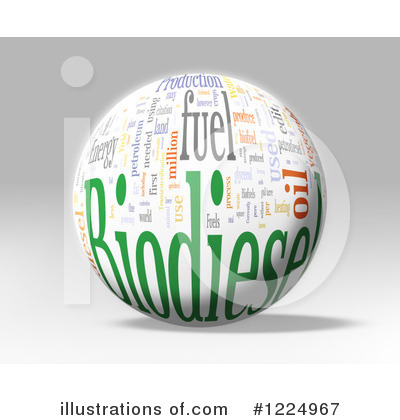 Biodiesel Clipart #1224967 by MacX