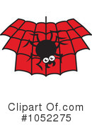 Spider Clipart #1052275 by Zooco