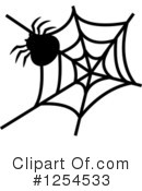Spider Clipart #1254533 by Vector Tradition SM