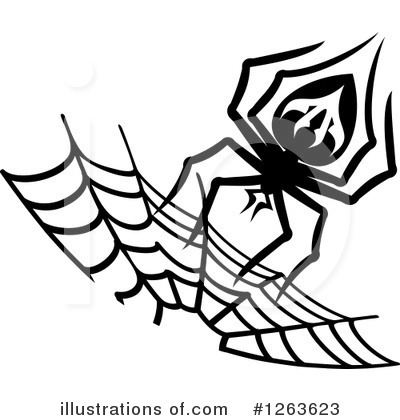 Halloween Clipart #1263623 by Vector Tradition SM