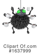 Spider Clipart #1637999 by Steve Young