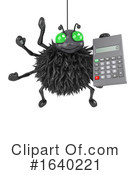 Spider Clipart #1640221 by Steve Young