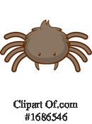 Spider Clipart #1686546 by Graphics RF