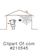 Spider Clipart #210545 by NL shop