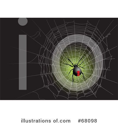 Spider Clipart #68098 by Pushkin