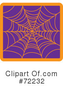 Spider Web Clipart #72232 by Rosie Piter