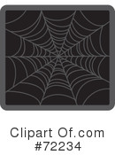 Spider Web Clipart #72234 by Rosie Piter