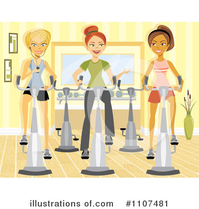 Friends Clipart #1107481 by Amanda Kate