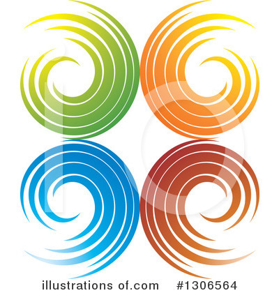 Spiral Clipart #1306564 by Lal Perera
