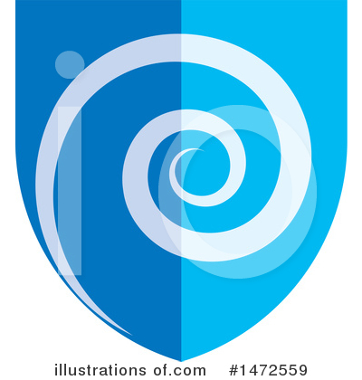 Spiral Clipart #1472559 by Lal Perera