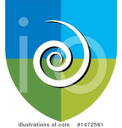 Spiral Clipart #1472561 by Lal Perera
