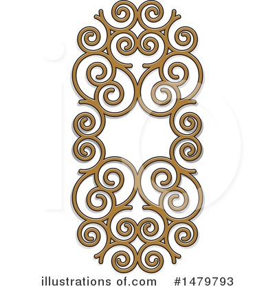 Royalty-Free (RF) Spiral Clipart Illustration by Lal Perera - Stock Sample #1479793