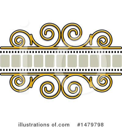 Spiral Clipart #1479798 by Lal Perera