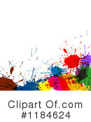 Splatter Clipart #1184624 by dero