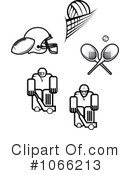 Sports Clipart #1066213 by Vector Tradition SM