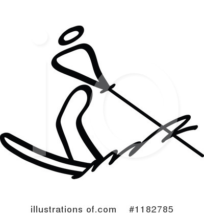 Royalty-Free (RF) Sports Clipart Illustration by Zooco - Stock Sample #1182785