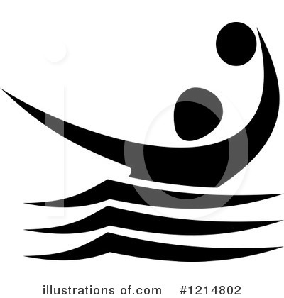 Water Polo Clipart #1214802 by Vector Tradition SM