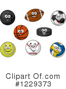 Sports Clipart #1229373 by Vector Tradition SM