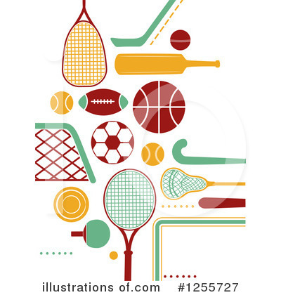 Lacrosse Clipart #1255727 by BNP Design Studio