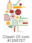 Sports Clipart #1255727 by BNP Design Studio