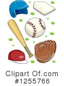 Royalty-Free (RF) Sports Clipart Illustration #1255766