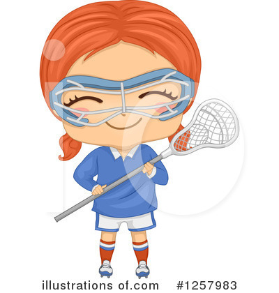 Lacrosse Clipart #1257983 by BNP Design Studio